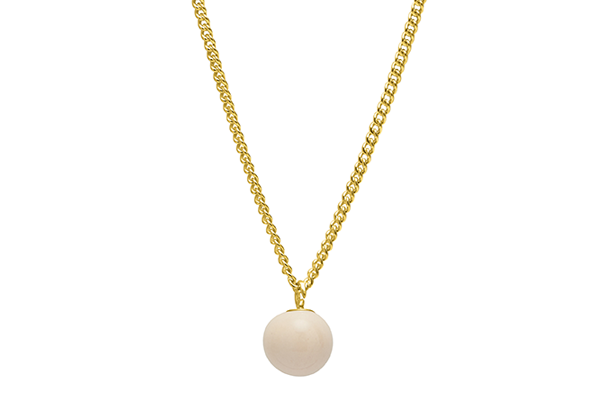 mini pearl-01-02 gold plated Cashmere