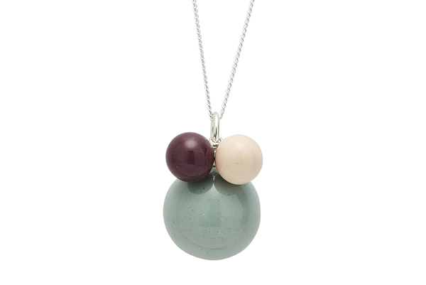 pearl-01-01 silver Mint / Purple / Cashmere