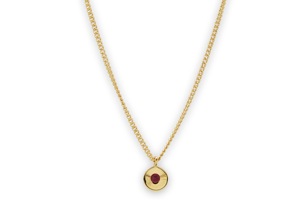 Embrace-01-02 gold plated Ruby