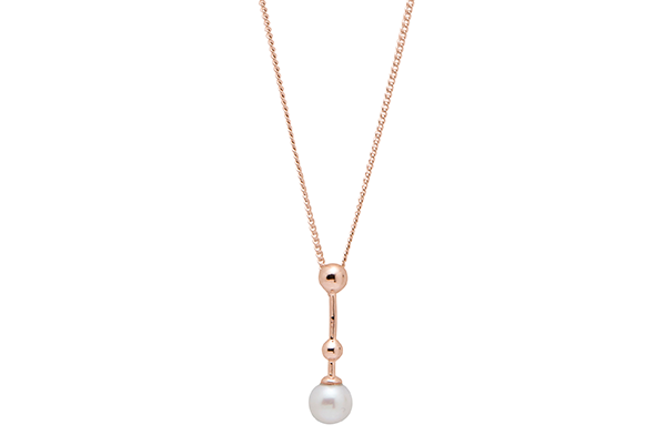 Sphere-01-01 rose gold plated FwWhite