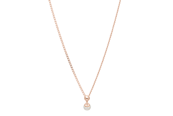 Sphere-01-02 rose gold plated FwWhite