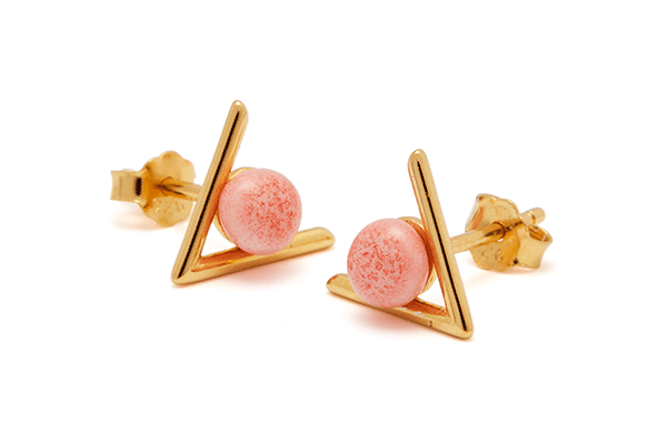 Inbetween-03-01 gold plated Pink Coral