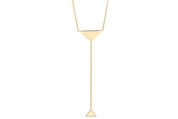 Triangle-01-01 gold plated None