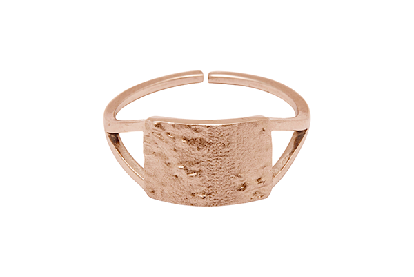Structure-04-01 rose gold plated None