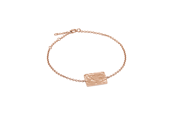 Structure-02-03 rose gold plated None