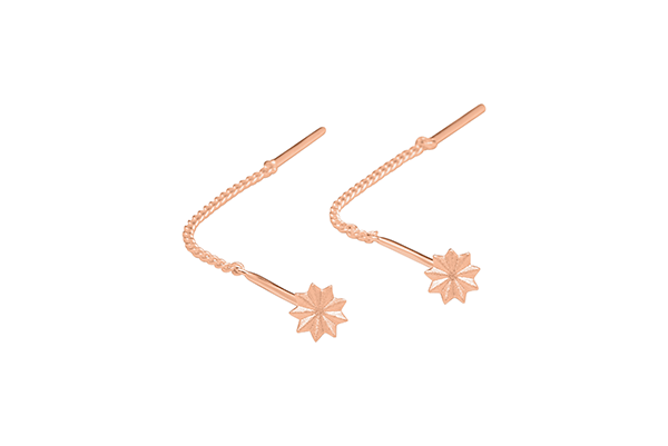 Intobloom-03-10 rose gold plated mat None
